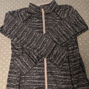 Ideology Macy's brand athletic zip, youth XL